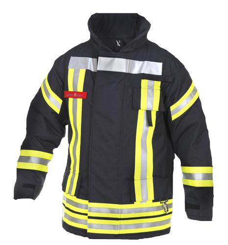 Firefighter suits, overalls, trousers