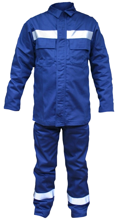 Triotech ELA 100 Jacket & 101 Trousers with Reflective Tape