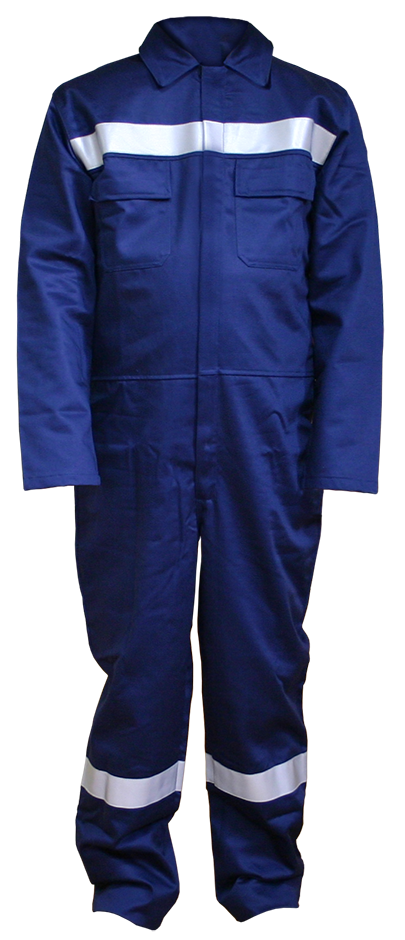 Triotech ELA 102 Coverall with Reflective Tape